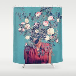 The First Noon I dreamt of You Shower Curtain