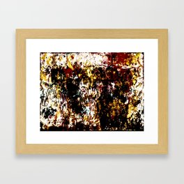 They Feel Gods Look Free, Oh Listen I Know This Fixen Framed Art Print