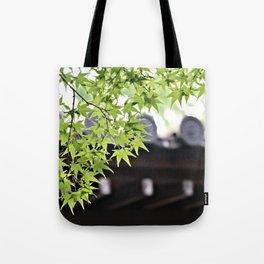 Leaf me to be Tote Bag
