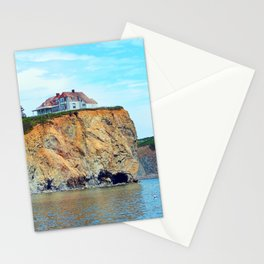 Cliffs of Perce Quebec Stationery Cards