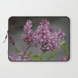 Lilac Blooms Laptop Sleeve