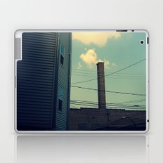 Chicago Clouds and Smokestack Laptop & iPad Skin