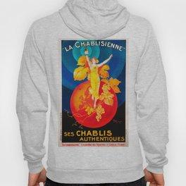 Vintage poster - La Chablisienne Hoody