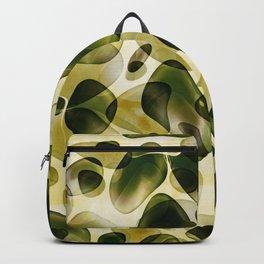 Fresh green blubber bubble Backpack