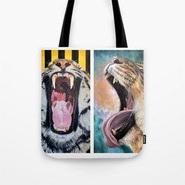 Sarah Smith Paintings Trio Tote Bag