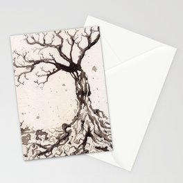 Solum II /// Tree Studies Stationery Cards