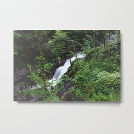 Kent Falls III Metal Print