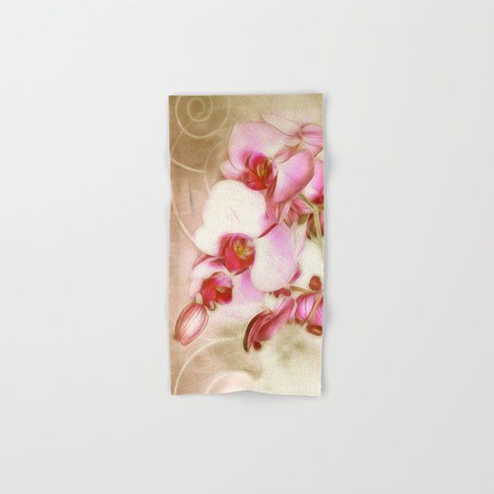 Orchid Dream 2 Hand & Bath Towel