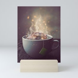Croodle Mini Art Print