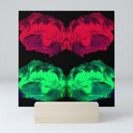 Pop Art Schnauzer Mini Art Print