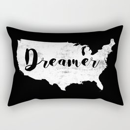 Dreamer USA Rectangular Pillow