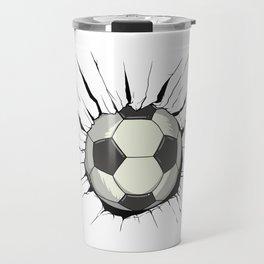 Breakthrough Football Travel Mug