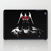darth vader iPad Cases featuring Darth Vader by eARTh