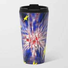 The exit from Great Britain Travel Mug