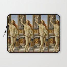 "Sandro Botticelli ""The Calumny of Apelles"" detail Laptop Sleeve"