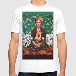 Wings to Fly Frida Kahlo T-shirt