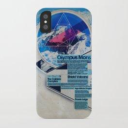 Olympus Mons - Exploration #3 iPhone Case