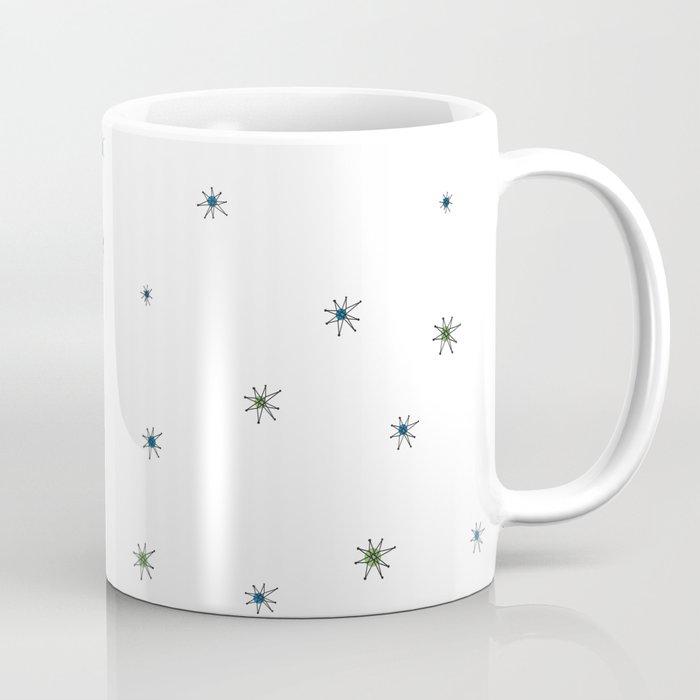 Franciscan Starburst, blue Coffee Mug