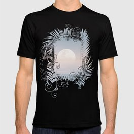 Moon Over Calm Waters T-shirt