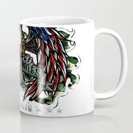 Proud Stepdaughter Of An Air Force Veteran Military Family T Shirt Coffee Mug