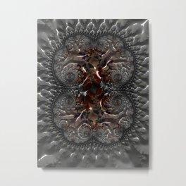 Foreverness Of Fractals 10 Metal Print