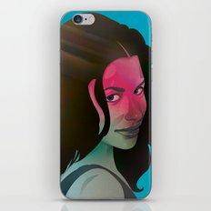 Classy- Evangeline Lilly iPhone & iPod Skin
