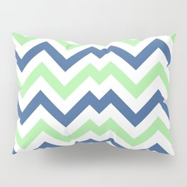 ZigZag Chevron Pattern Pillow Sham
