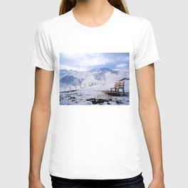 ski ski ski T-shirt