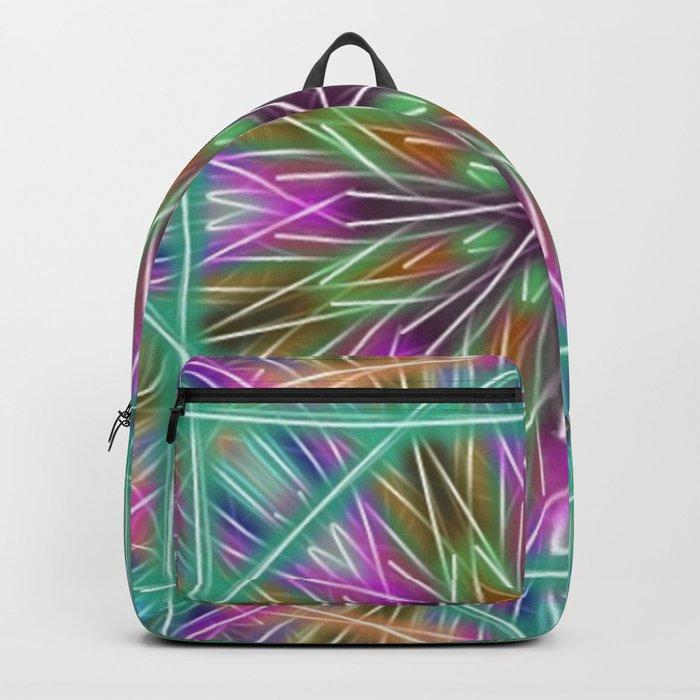 Holiday Window Backpack
