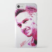 liam payne iPhone & iPod Cases featuring Liam Payne by Drawpassionn