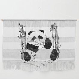 Fat Panda Wall Hanging