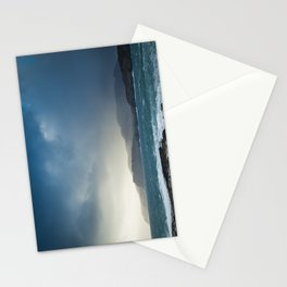 Slieve League during Storm Jake Stationery Cards