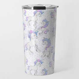Unicorn Sparkles Travel Mug