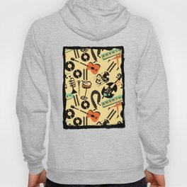 Jazz Rhythm (positive) Hoody
