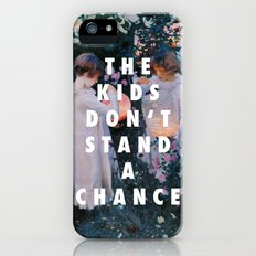 Lilies Don't Stand A Chance Slim Case iPhone (5, 5s)