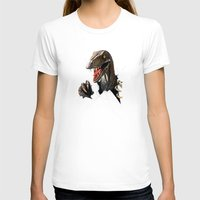 dinosaur T-shirts featuring dinosaur by Antracit