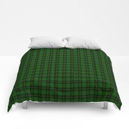 Forbes Tartan Comforters