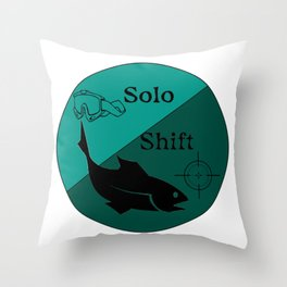 Solo Shift Multi-Sport Throw Pillow
