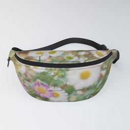 Meadow Wild Flowers Fanny Pack