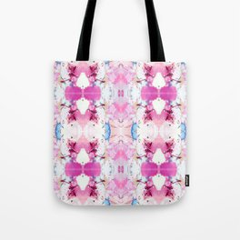 Pinky Swear (Abstract Paint Photograph) Tote Bag
