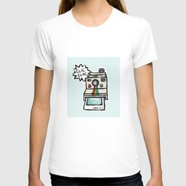 clic clac pola T-shirt