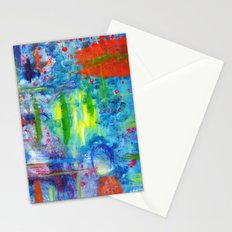 The Sun Will Rise and Fall on Our Anger Stationery Cards