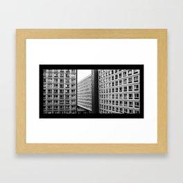 Bau Framed Art Print