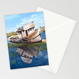 Point Reyes Boat Stationery Cards