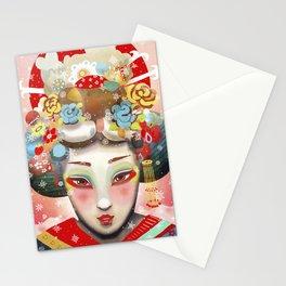 Ocho Inoshika Stationery Cards