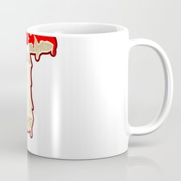 Dripping Toadstool for Psychedelic Art Fan Coffee Mug