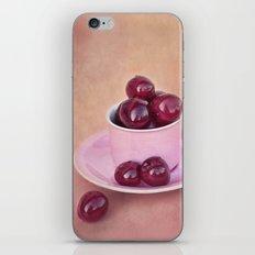 SUMMER CHERRIES iPhone & iPod Skin