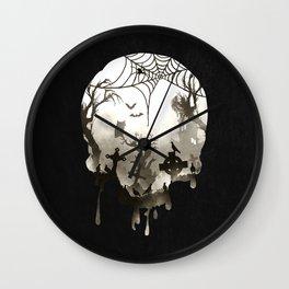 The Darkest Hour Wall Clock