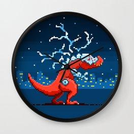 T-Rex Atron Wall Clock