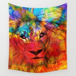 Lion of Judah Wall Tapestry